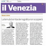 2009-11-07 il venezia - la temuta bomba demografica non scoppierà