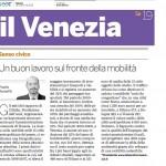 2009-12-19  il venezia Un buon lavoro sul fronte della mobilità