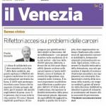 2010-01-09 Il Venezia - Riflettori accesi sui problemi delle carceri