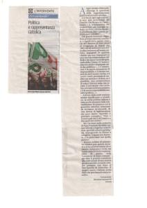 2015-02-24 nuova venezia Politica e rapp Cattolica