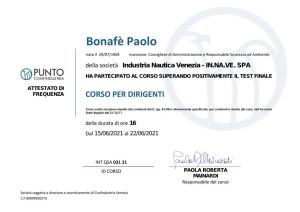 Bonafe paolo corso dirigenti puntoconfindustria
